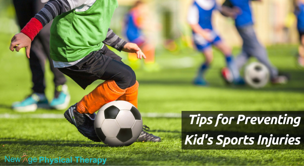 Important Tips for Preventing Kid's Sports Injuries