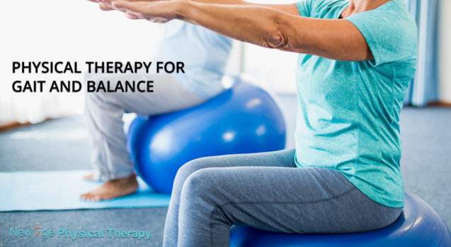 Get Professional Physical Therapy for Gait and Balance