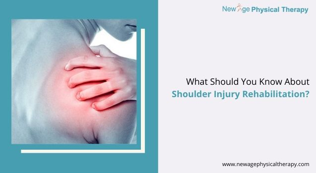 Physical Therapy For Shoulder Injury